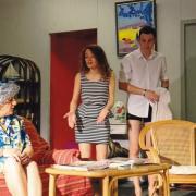 Martine Bertier, Pauline Pelletier, Dylan Cotton