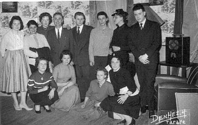 1959 Georges et Margaret