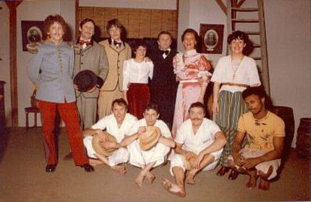 1980 La cuisine des anges