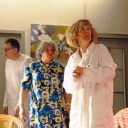 Franck Dumontet, Martine Bertier, Marie-Claude Dujardin-Rey