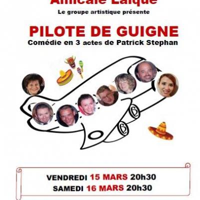 2019 Pilote de Guigne