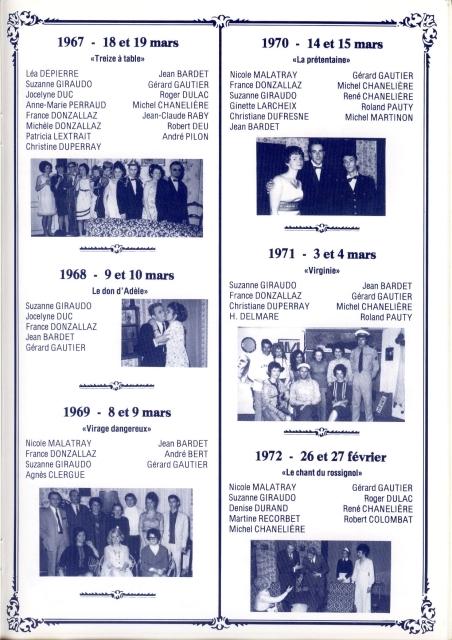 1967 - 1972