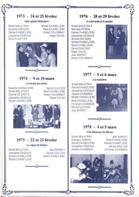 1973 - 1978