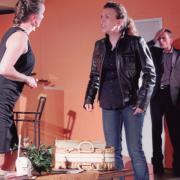 Laëtitia Cros, Céline Fettet, Gaëtan Darcy