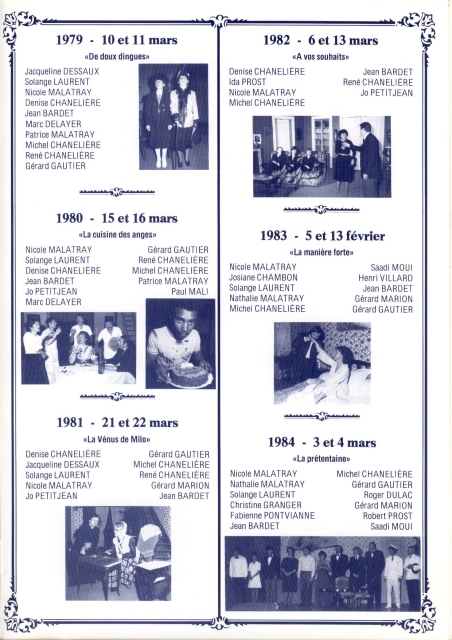1979 - 1984