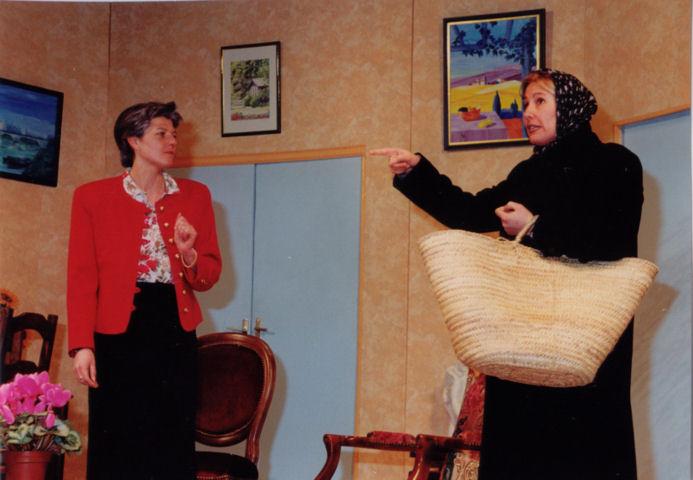 Brigitte Delorme, Chrystelle Faucherre