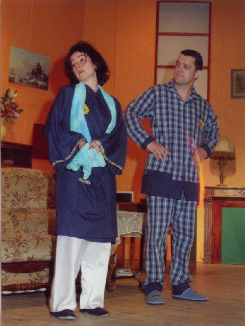 Aline Chambe, Olivier Malatray