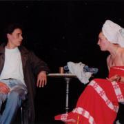 Gaétan et Annabelle Darcy