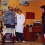 Pauline Pelletier, Cyril Cros, Chrystelle Faucherre, Gislaine Bayle