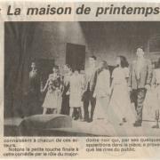 Le Pays du 26 mars 1996