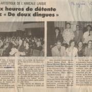 Le Progrès du 22 mars 1995