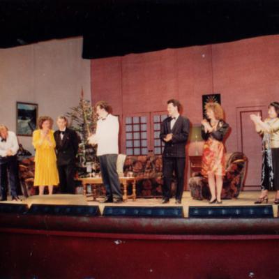 1993 - Treize à table