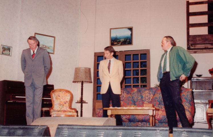 Michel Chanelière, Gérard Gautier, René Chanelière