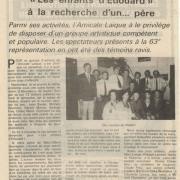 Le Pays du 29 mars 1991
