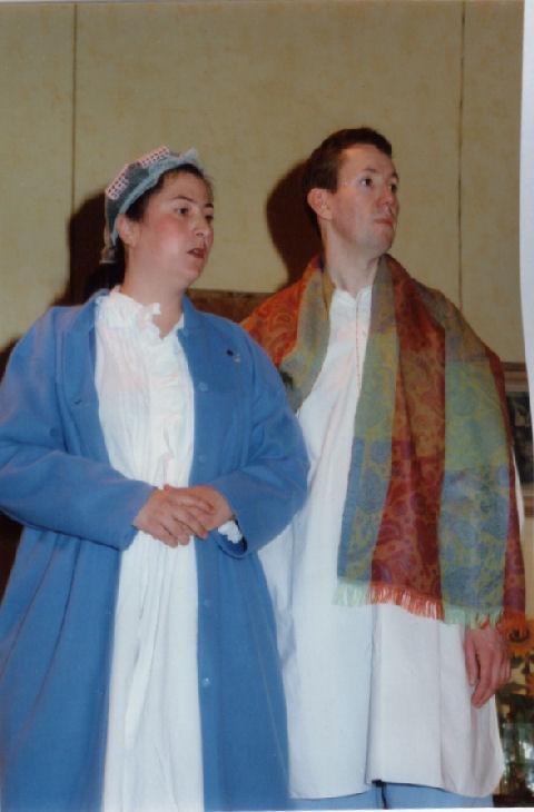 Marie-Claire Montabert, Frédéric Berrier