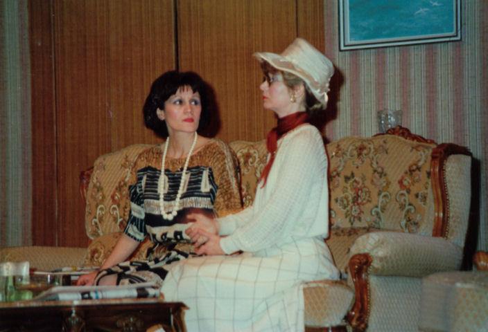 Solange Laurent, Michèle Wentzlow