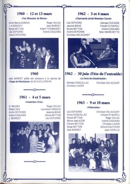 1960 - 1963
