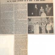 Le Pays du 14 mars 1986