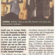 Le Pays 26 mars 2015 Tarare