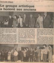 Ceremonie apres bon appetit monsieur 1988